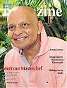 30 Oct - On the sets of Masterchef. Sunday Times Magazine, Sri Lanka
